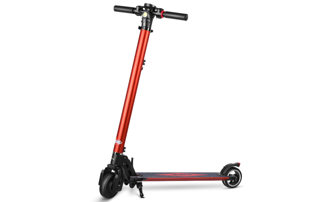 PARTU Adjustable Height E-Scooter Review