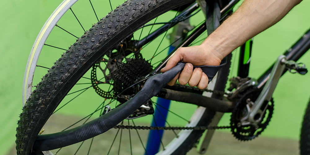 How to Easily Change Your Bike Tube